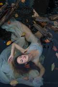 gaby saliba lingerie photo by model marie brooks