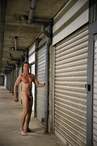 garage nude Artistic Nude Photo by Model david51