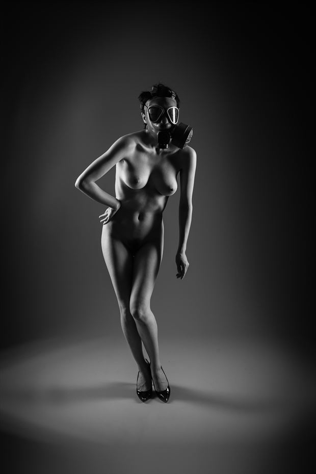gas gas gas artistic nude photo by photographer paul brady