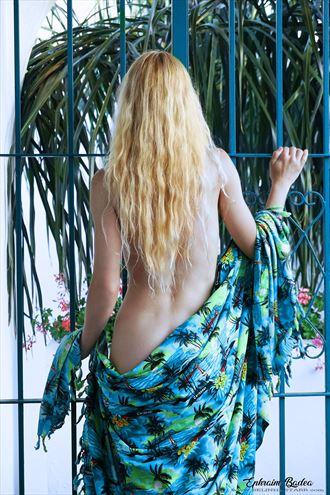 gated artistic nude photo by photographer e badea