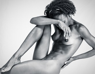 gazelle 6 Artistic Nude Photo by Photographer Jeffrey Morris Photography