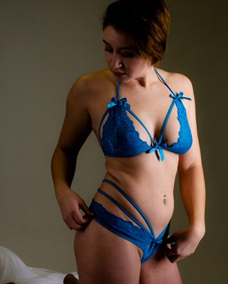 general boudoir lingerie photo by photographer amerotica