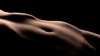 gentle bodyscape artistic nude photo by photographer musingeye