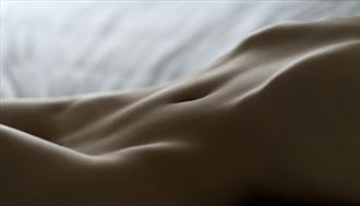 gentle landscape artistic nude photo by photographer alan h bruce