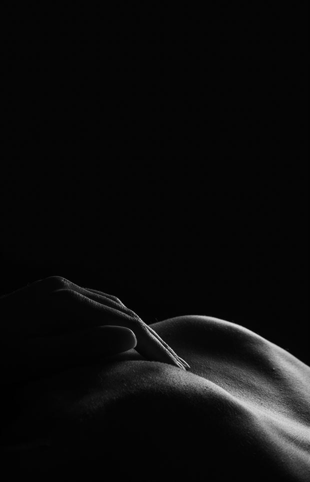 gentle touch artistic nude artwork by photographer gsphotoguy