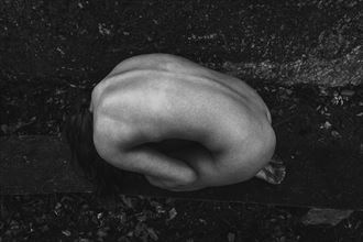 gerollt artistic nude photo by photographer sk photo