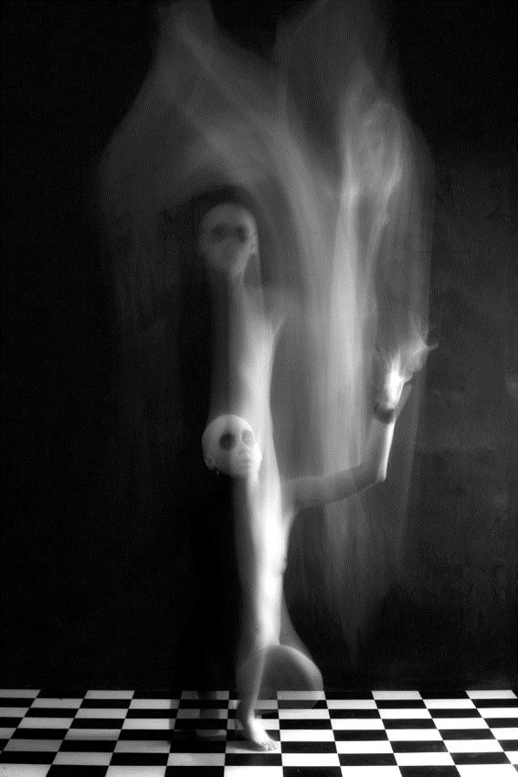 ghost Surreal Photo by Photographer Andrea Peria