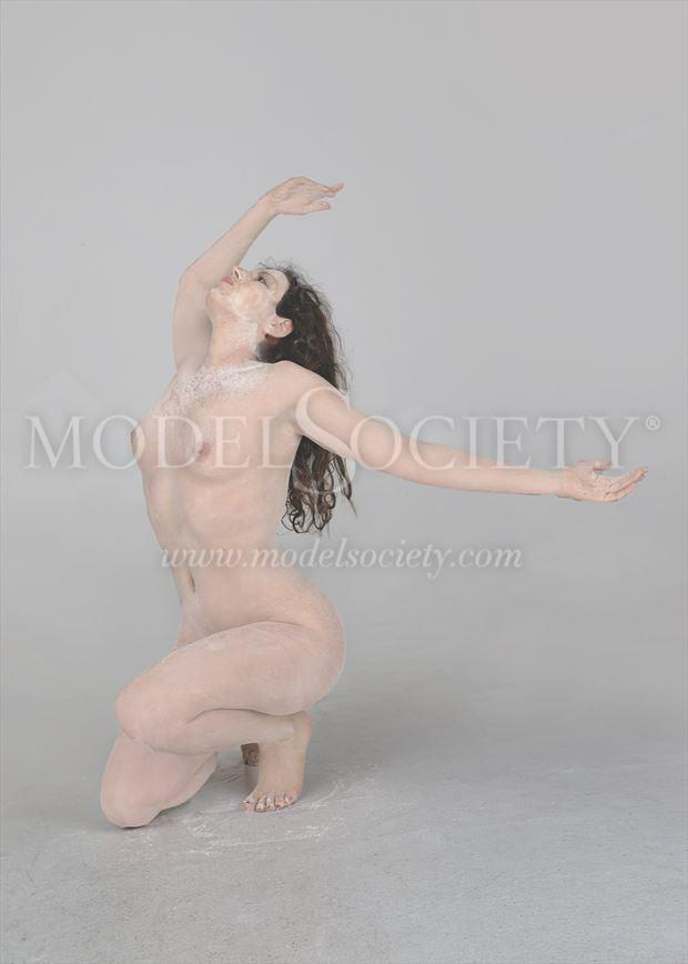 ghost dancer 153 artistic nude photo by photographer al wright