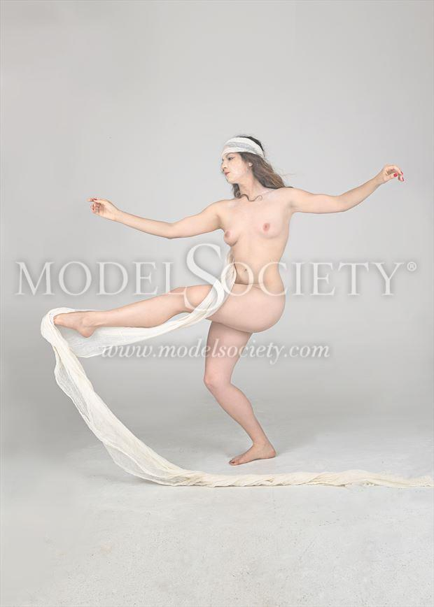 ghost dancer 200 artistic nude photo by photographer al wright