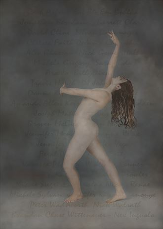 ghost dancer a tribute artistic nude photo by photographer al wright