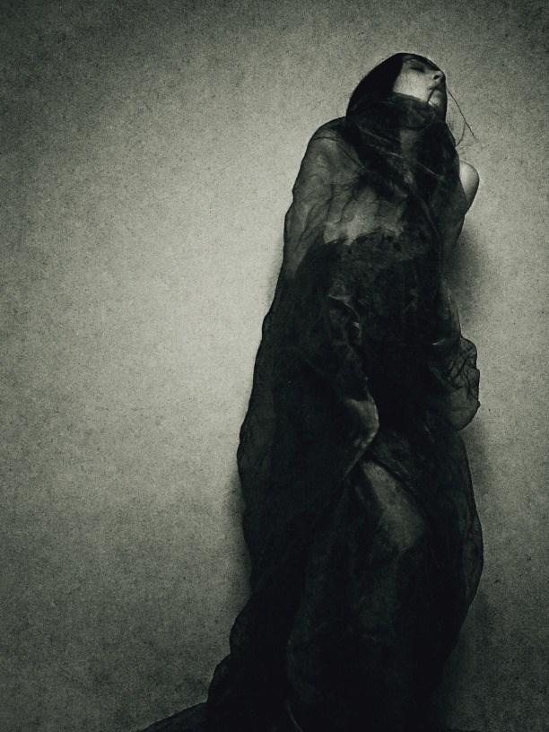 ghost in the attic Artistic Nude Photo by Model rebeccatun