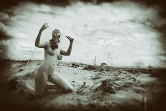 give peace a chance artistic nude photo by photographer photo nurt
