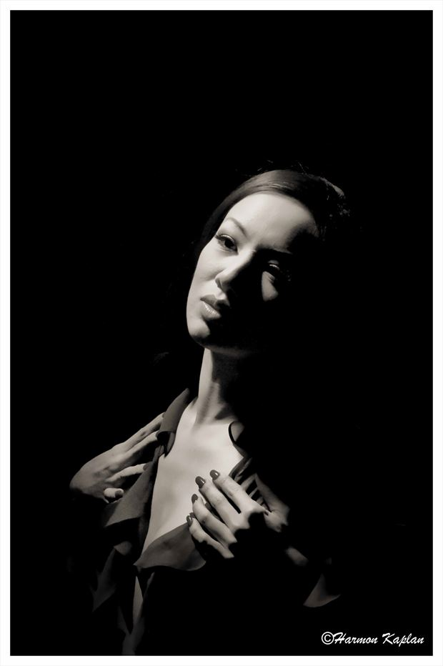 glamour chiaroscuro photo by photographer harmon kaplan