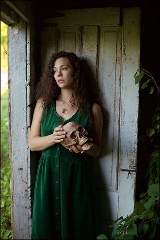 glamour gothic photo by model nadinetheresastevens