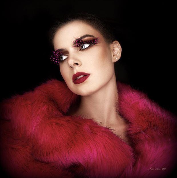 glamour portrait photo by photographer nikzart
