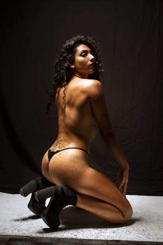 glitter 01 artistic nude photo by photographer alejandro grosse