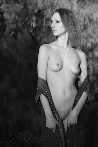 glow artistic nude artwork by artist chaddutson