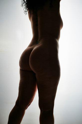 glowing body artistic nude photo by photographer daniel tirrell photo