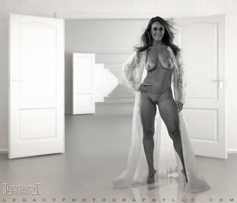 go through the doors artistic nude photo by photographer legacyphotographyllc