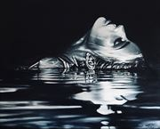 goddess ascending sensual artwork by artist leesa gray pitt