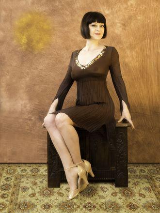 golden erotic photo by photographer psychefineart