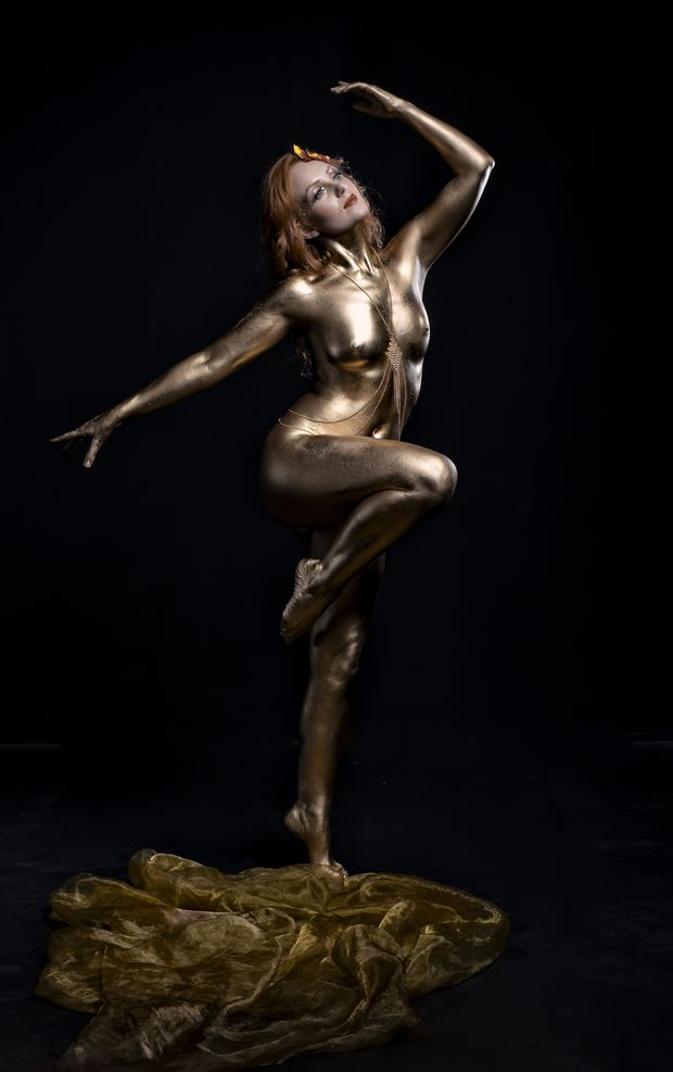 golden girl artistic nude photo by photographer jdphoto biz