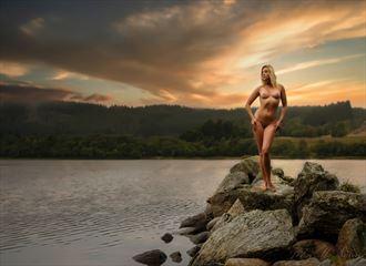 golden ruthven artistic nude photo by photographer john mcnairn