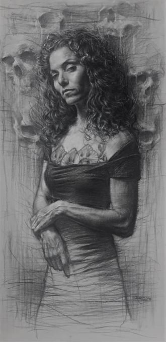 gothic artwork by artist jarroyoart