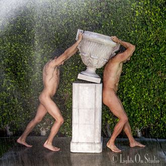 grecian urn artistic nude photo by photographer thomasnak