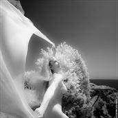 greece by george georgakakos artistic nude photo by model christine berl