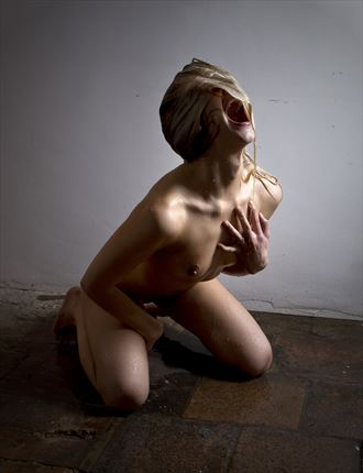 grief artistic nude photo by photographer douglas ross