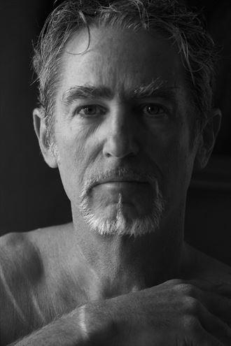 grounded portrait photo by photographer lene damtoft