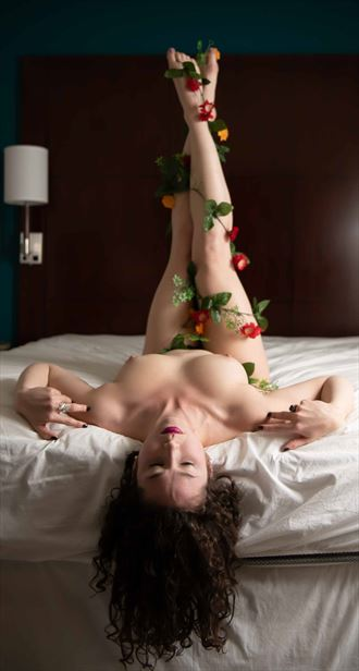 grow artistic nude photo by model her stillness dances