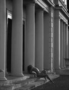 gunnersbury park museum artistic nude photo by photographer gibson