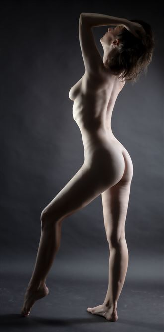 gwen at the lighthouse studio artistic nude photo by photographer gpstack