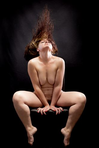 hair flick artistic nude photo by photographer andre