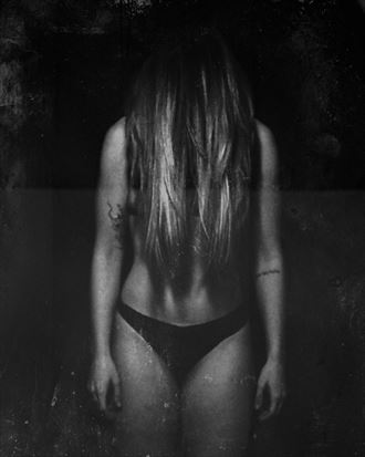 hair sensual photo by photographer justin wright