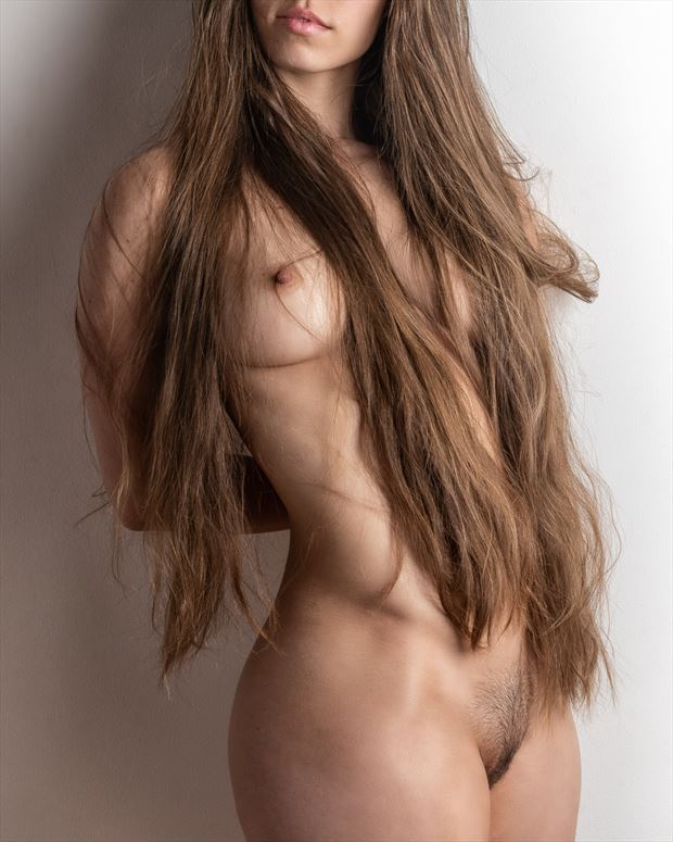 hair today groomed tomorrow artistic nude photo by photographer rick jolson