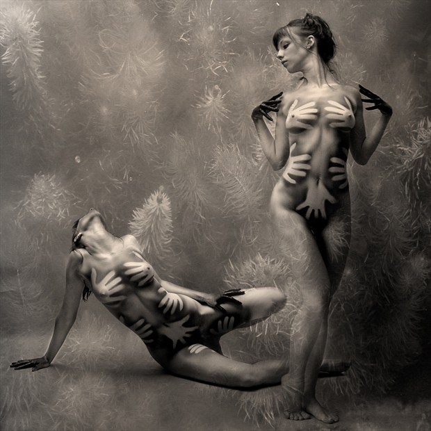hand made Fantasy Photo by Artist jean jacques andre