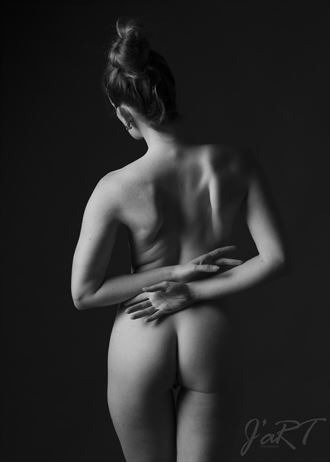hands artistic nude photo by photographer john r thomson