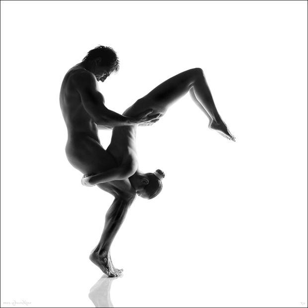 hangtight artistic nude artwork by model leggykelly