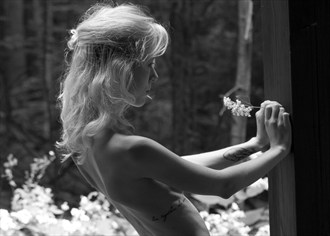 hanna .. wild flower  Artistic Nude Photo by Photographer foxfire 555