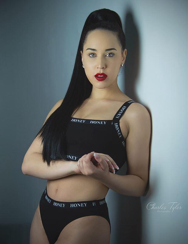hannah lingerie photo by photographer charles tyler photography