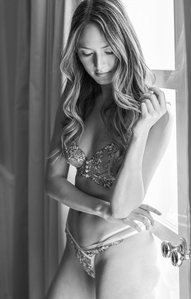 hapa model california lingerie photo by photographer voluptuary media