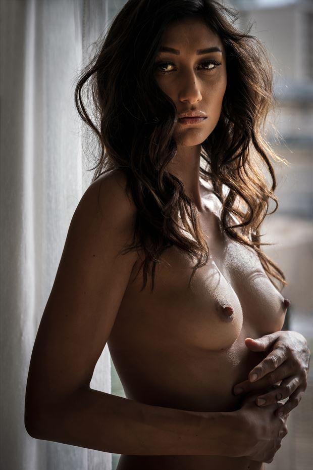 hapa model hawaii artistic nude photo by photographer voluptuary media
