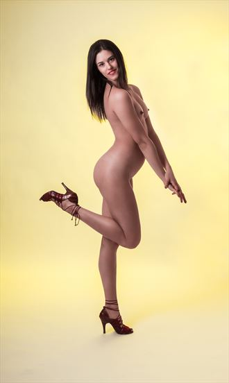 happy easter artistic nude photo by photographer modella foto