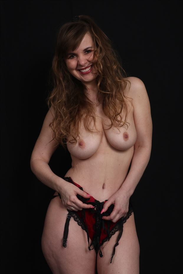 hard to keep this up lingerie photo by photographer neil jacobson