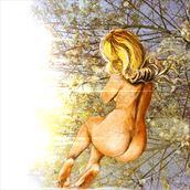harvest 4 nature artwork by artist nick kozis
