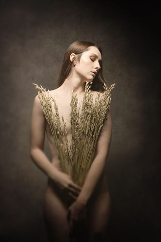 harvest artistic nude photo by photographer eye lens light