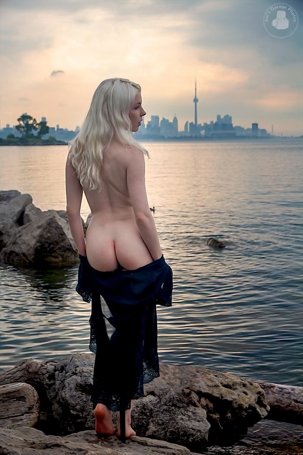 haze by the bay artistic nude artwork by photographer joesgaragephotos